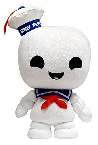 Funko - Peluche Ghostbusters Fabrikations - Stay Puft 15cm - 0849803075835
