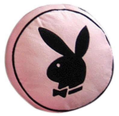 zap-playboy-round-cushion-pink
