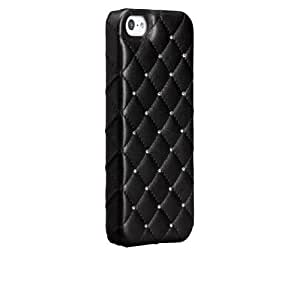 Case-Mate iPhone 5 Madison Cases - Retail Packaging - Black
