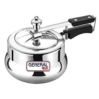 Curvey Delux 5 L Pressure Cooker General AUX