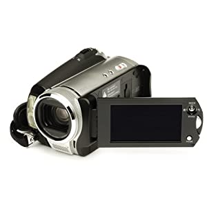 """Toshiba Gigashot A40 Caméscope Full HD avec disque dur 40 Go Ecran LCD 3"""" Zoom optique x10"""