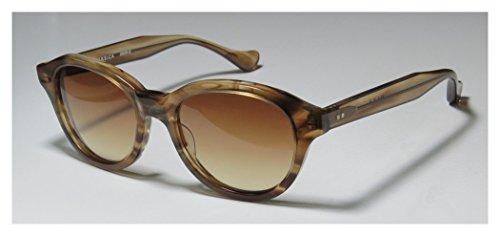 Dita Corsica Womens/Ladies Designer Full-rim Sunglasses/Eyewear (52-19-144, Brown / Horn) (Green Ranger Morph Suit)