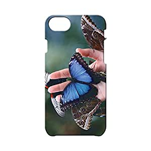 BLUEDIO Designer Printed Back case cover for Apple Iphone 7 - G6010