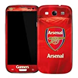 Arsenal FC Samsung Galaxy S3 Cover (Red - Crest)