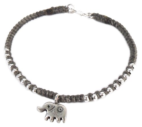 lun-na-asiatique-100-fait-main-bracelet-perles-de-argent-925-pandant-elephant-gris-ficelle-de-cire-c