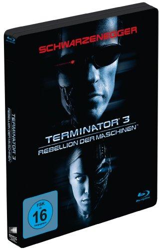 Terminator 3 - Rebellion der Maschinen (Limited Steelbook Edition) [Blu-ray]
