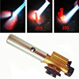 Flame Gun Jet Torch Butane Gas Blow Burner Welding Solder BBQ Soldering Lighter