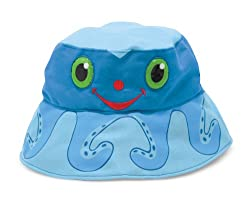 Melissa &amp; Doug Flex Octopus Hat
