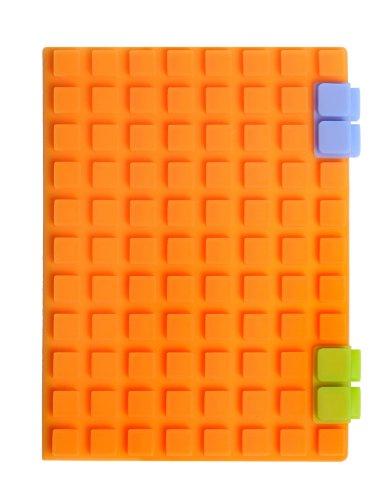 WAFF Book, Mini, Orange