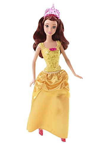 Disney Princess CFB75 - Belle Scintillante