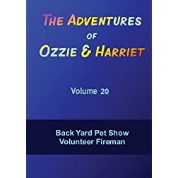 Ozzie & Harriet [Volume 20]