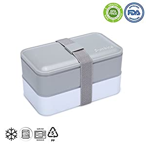 bento lunch box containers leakproof eco friendly durable microwave dishwasher safe. Black Bedroom Furniture Sets. Home Design Ideas