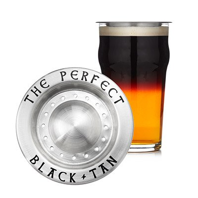 The Perfect Black And Tan The Perfect Black And Tan Beer Layering Tool