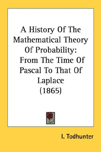 history of mathematics probability Probability theory: probability theory, a branch of mathematics concerned with the analysis of random phenomena the outcome of a random event cannot be determined.