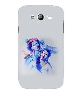 printtech Radha Krishna Back Case Cover for Samsung Galaxy Grand Neo::Samsung Galaxy Grand Neo i9060