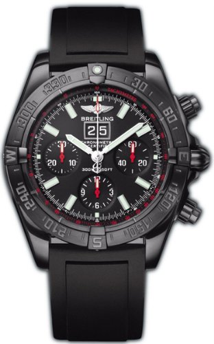 NEW BREITLING WINDRIDER BLACKBIRD MENS WATCH M4435911/BA27
