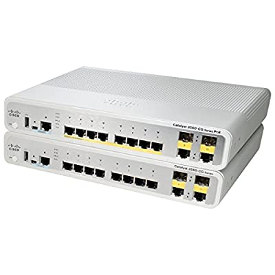 Cisco Catalyst Compact 3560CG 8TC-S, Switch, managed, 8 ports