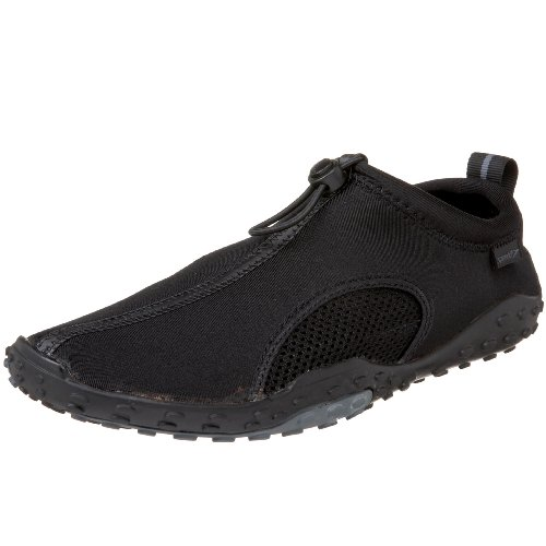 Speedo Men's Shore Cruiser II Water Shoe,Black,12