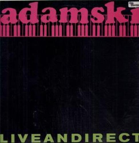 LIVEANDDIRECT LP (VINYL ALBUM) US MCA 1989
