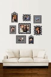 Butch and Harold Sticker Picture Frames, Set of 8