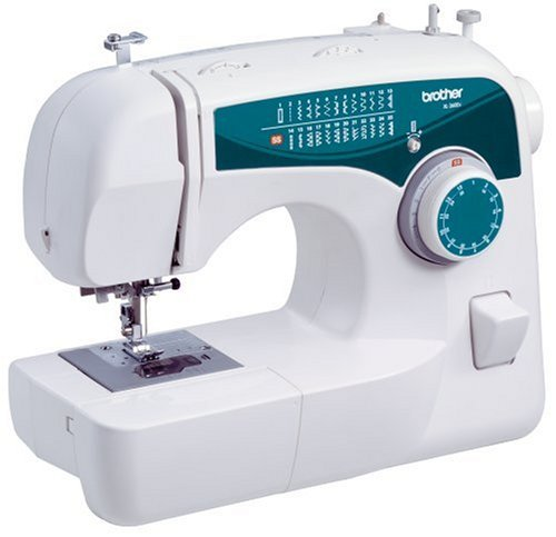 Brother LS2125i Easy-to-Use, Everyday Sewing Machine with 10 stitches including Blind Hem and Zigzag, and 4-Step Auto Buttonhole