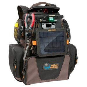 Buy Wild River Tackle Tek™ Nomad XP™ Lighted Backpack w USB Charging System, SP01 Solar Kit... by Wild River