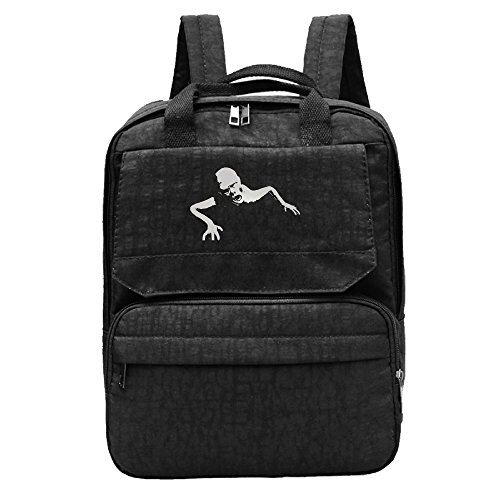 Horror Zombie Coming Cristine Bag Men & Women Leisure Backpack Travel School Bag For Hiking Camping Daypack Black (Lightning Foto compare prices)