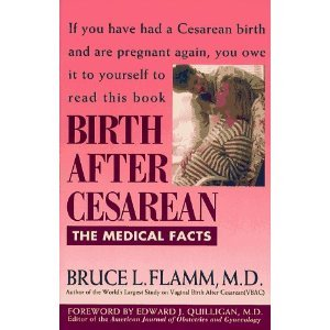 Birth After Cesarean: The Medical Facts Bruce L. Flamm