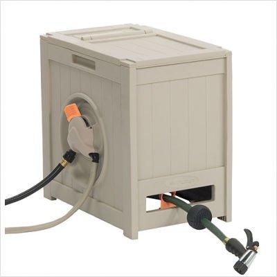 Suncast Aquawinder 125-Foot Capacity Hose Reel (Hideaway Hose Reel compare prices)