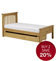 Hastings Storage Bed