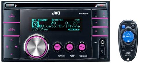 JVC KW-XR810 4 x 50 Watts Dual USB/CD Receiver