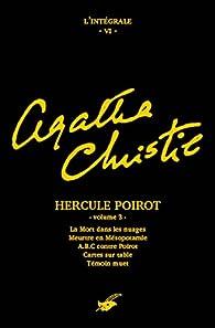 Intégrale Hercule Poirot, tome 3 par Agatha Christie