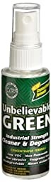 Unbelievable! UGCF-02 2 Oz. Green Concentrated Cleaner/Degreaser (Case of 12)