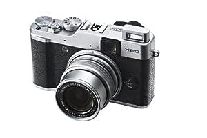 Fujifilm X20 - Cámara compacta de 12 Mp (pantalla de 3