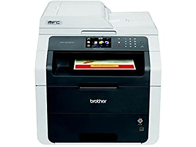 Brother MFC9130CW Wireless All-In-One Printer with Scanner