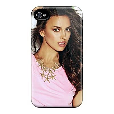 (yHn5839qUQE)durable Protection Case Cover For Iphone 4/4s(irina Shayk 2012)