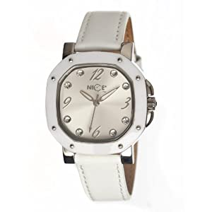 Nice Italy Sofia Ladies Watch (Silver Dial)