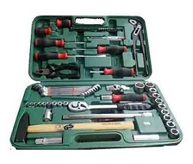 73 Pc Socket & Tool Set