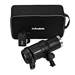 Profoto B1 500 AirTTL (including Battery, Charger 2.8A and Bag XS)