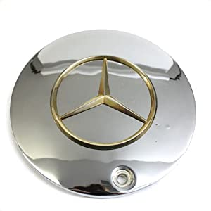 Mercedes benz wheel pro 31 chrome center cap for Mercedes benz wheel cap emblem