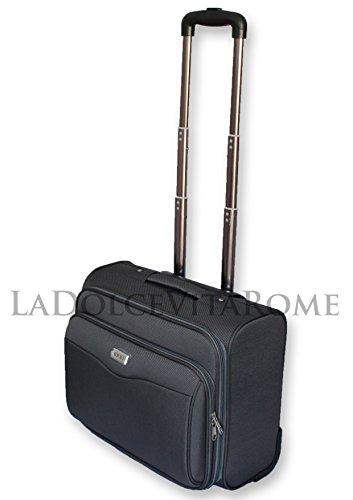 valigia-trolley-bagaglio-a-mano-pilota-business-pc-ryanair-easy-jet-low-cost-grigio
