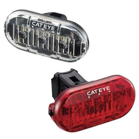 2014 Cateye Light Omni 3 Set