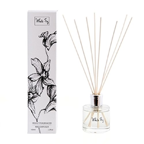 White Orchid ホワイトフィグ リードディフューザー