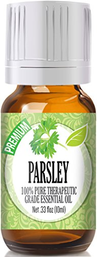 Parsley 100% Pure, Best Therapeutic Grade Essential Oil - 10ml