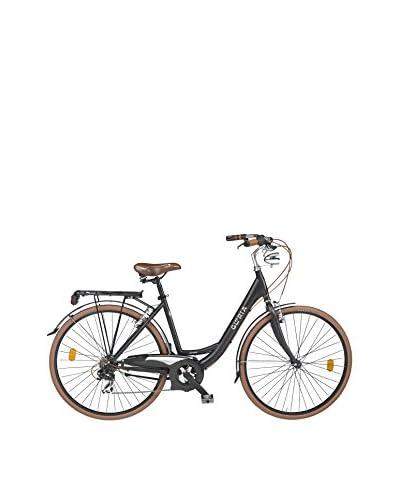 CICLI CLORIA MILANO Bicicleta Brera Negro