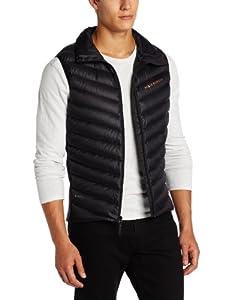 Helly Hansen Men's Verglas Down Insulator Vest, Black, Small