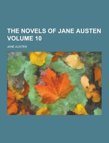 The Novels of Jane Austen Volume 10
