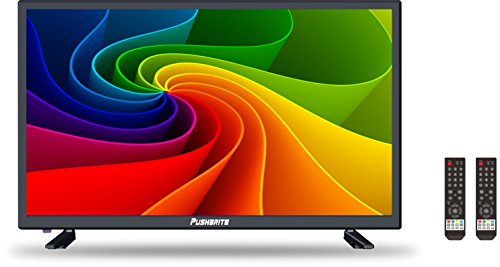 Pushbrite PS-3215FHD 32 Inch (80 cm) FULL HD LED TV with 2 Remote