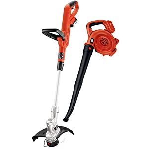 Black & Decker LCC300 20-volt Max String Trimmer and Sweeper Lithium Ion Combo Kit
