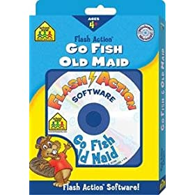 Free download flash action go fish old maid programs for Play go fish online